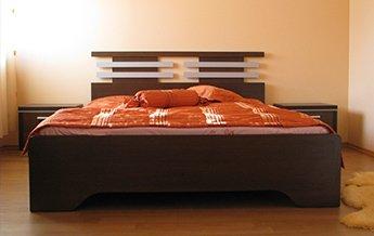 lova gamyba ir kaina